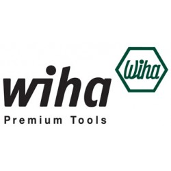 "Wiha Quality Tools - 30235 - 3/8""x200mm Slotted Mechanics Screwdriver"