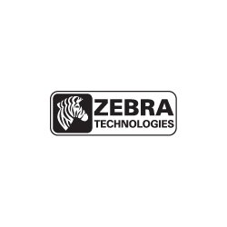 Zebra Technologies - 97032-PURPLE - Zebra Wristband clips PURPLE 275/pack - Smear Resistant, Abrasion Resistant - 275 / Pack - Purple - Polypropylene