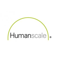 Humanscale - VF48-0505-20021 - Vflex, 48 Inch Track, (2) Two 12 Inch Straight Arms For Keyboard And Monitor, Vde