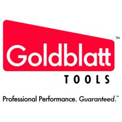 Goldblatt Tool - 06185 - Trowel Flat Back 16 In