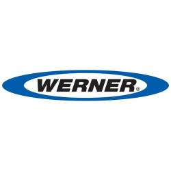 Werner - 9520-2 - Ext Ladder, Fiberglass, 20 ft., IA
