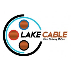 Lake Cable - Vx184stos - (priced Per Thousand Feet) 18-4t Str Bc Xlp/pvc Ind+oa Foil Shd Pvc Jkt 90c 600v Blk/wht#s