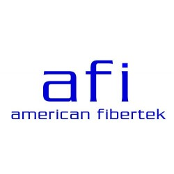 American Fibertek - MRR91600 - Afi MRR-91600 Video Console - 1 Input Device - 16 Output Device - 3280.84 ft Range - 1 x ST Ports - Optical Fiber - Rack-mountable