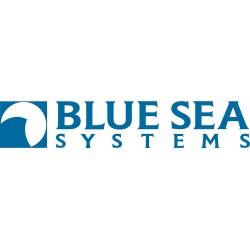 Blue Sea Systems - 8025 - Std DC Wht Togl, 3-15A w/o Meter