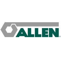 Allen Tool - 56134 - 11pc. Ball Plus Sae/metcush-grip T-handle Set