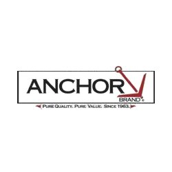 "Anchor Brand - 804-44024 - 8"" Square End Scrub Brush White Tampi, Ea"