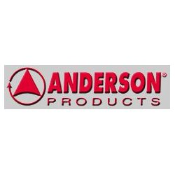 "Anderson Brush - 43266 - St3060 3"" 80grit Stem-mounted Flap Wheel Alumi"