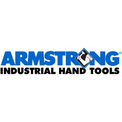 "Armstrong Tools - 18-214 - 1/4"" Dr Power Skt- 7/16""6-pt Deep-b"