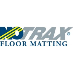 "Notrax - 680S0460BL - 4""x60' #680 Safety Traxfloor Mat Black"