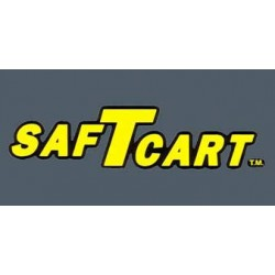 Saf-T-Cart - 552-16FW-101611 - Saf-T-Cart Industrial Dual Cylinder Cart With 16' X 4' SC-11 Steel Hub Pneumatic Wheels, Continuous Eye Hook Handle, 13' X 24' Base Plate, Firewall, Permaclamp, Hose Wrap And Lifting Eye (For Welding