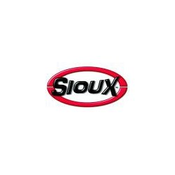 "Sioux Tools - 1211B - 8"" Wool Polishing Padw/7/8"" Hole"