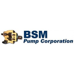 BSM Pump - 713-92043-4882 - 2sa 1/2hp Motor Driven Rotary Gear Pump 1140rp