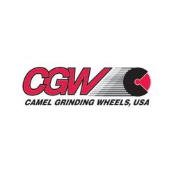 CGW Abrasives - 38663 - 7x1x1 T1 Wa60kv Bench Wheel Premium Grain, Ea