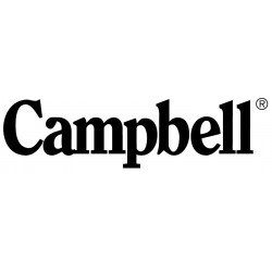 "Campbell - 7208736 - 3003 Triple 6"" Regular Wood Shell Block- Loos"