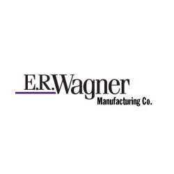 E.R. Wagner - 1F6303P25000100 - 3x1 Light Duty 00 Platerigid Caster