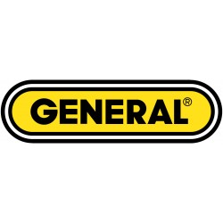 General Tools - 790-12 - 42618 12oz. Hex Steel Plumb Bob Nickel Plated