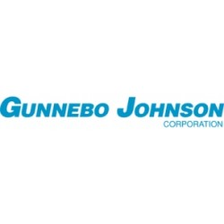 "Gunnebo Johnson - 450912-LATCH - Db8d6bh 8t 6"" Sheave Double Snatch Block W/swi"