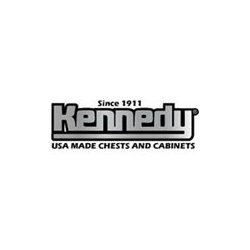 "Kennedy - 2603B - Brown 26"" Mechanics Chest 3 Drawer"