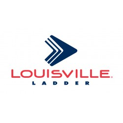 "Louisville Ladder - GSW2411-W01 - 8' 8-1/2"" Steel Rollingwhse Ladder"