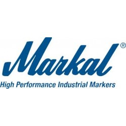 Markal - 84834 - Blue Bl Bleed Through Paintstik Marker, Ea