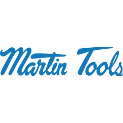 Martin Tools - BLK1108MM - 8mm Black Comb Wr
