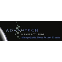 Advantech - 3/4 IN SS8F - Stainless Steel Test Sieve 19mm Mesh 8 In Dia Atm Corporation, Ea