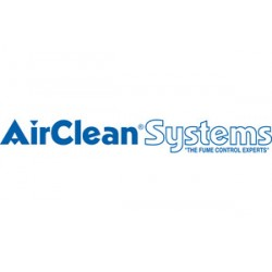 AirClean - 35110080 - ACFPRE8 Pack of 12 pre-filters 95% efficiency at .5 microns (used with AC730C)