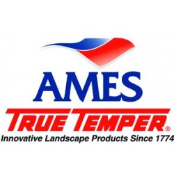 "Ames True Temper - 760-64025 - 20"" Poly Steel Rake With48"" Wood Handle, Ea"