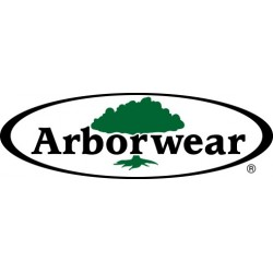 Arborwear - 400240 600 S - Double Thick Fleece Sweatshirt Gray Arborwear, Ea