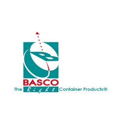 Basco - 135451BL - Drum Open Head With Fitting 55 Gal Black High Density Polyethylene 36.75 In Hx22.75 In Dia Un 1h2/y250/s Greif Bros Corp., Ea