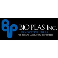 Bio Plas - 4219 - SCREW CAP POLYPROP PINK PK1000 (Pack of 1000)