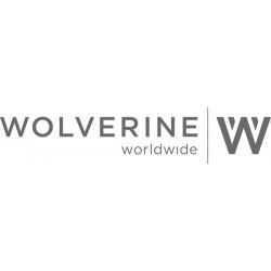 Wolverine World Wide / Caterpillar - W03775 SZ 10.5M - Work Boot Steel Toe 10.5M Brown Durashocks 6 In H Leather Ansi Z41 Pt99 I/75 C/75 Eh Wolverine World Wide Inc., PR