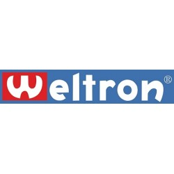 Weltron - 90-24PPC6 - Weltron Network Patch Panel - 24 x RJ-45 - 24 Port(s) - 24 x RJ-45 - 24 x RJ-11 - 1U High