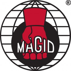 Magid Glove - 7502m-packof12 - Glove Vinyl Wmns Med Form Fit (pack Of 12)