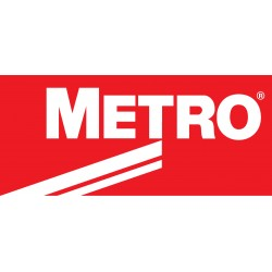 Metro (intermetro) / Emerson - H5s - Stainless Steel 24 One Piece Handle Metro