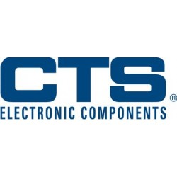 CTS Components - 194-10MSTN - Switch DIP ON OFF SPST 10 Piano 0.05A 24VDC PC Pins Thru-Hole Tube (MOQ = 1000)