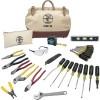 Klein Tools - 80028 - Klein 80028 28 Piece Electrician Tool Set