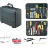 Jensen Tools - JTK-17DRL - Kit in Deep Monaco Case