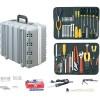 Jensen Tools - JTK-17LHST - Kit in Deep Super Tough Gray Case