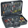 Jensen Tools - JTK-2001S - Technician's Service Kit with Slimline Poly Attache Case