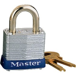 Master Lock - 10 - # Lock Keyed Different (MOQ=24)