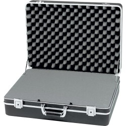 Platt Cases - 2007 - ABS Foam Filled Case, 20 x 14 x 7 Inside Dimensions, 4/3 Bottom/Top Split