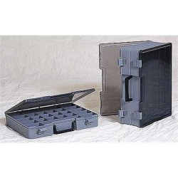 Flambeau - 748-2 - Compartmented Case (MOQ=6)