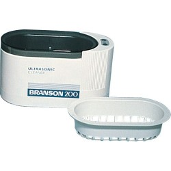 Branson Ultrasonics - B200 - Ultrasonic Cleaner, 15oz