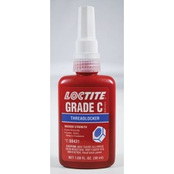 Loctite / Henkel - 08431 - 084 Threadlocker Sealant 50ml Bottle MIL-S-22473E Grade C