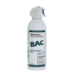 MicroCare - MCC-BAC - IsoClean IPA-Based Flux Remover, 12 oz. Aerosol