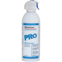 MicroCare - MCC-PRO - ProClean Cleaner for Rosin, Water Based and No-Clean Fluxes & Pastes, 12 oz Aerosol