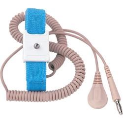 Desco - 14830 - Wrist Strap Els Adj 10ft Cord Wrist Strap Els Adj 10ft Cord (each)