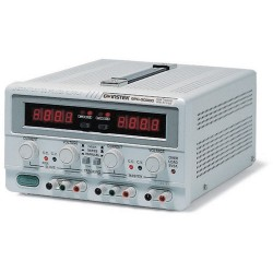 Instek - GPS-3030D - DC Power Supply, Single Output Power Supply (Watts 90W)
