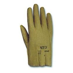 Ansell-Edmont - 1-114-7.5 - STD© Mult-Purpose Flexible Vinyl Gloves, 12 Pairs/Pkg, Size 7.5 (MOQ=12)